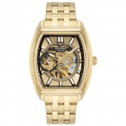 Relógio Technos Masculino Automatico Dourado - G3265AC/1D