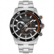 Relógio Technos Masculino Carbon Prata - JS25CO/1P