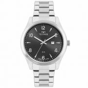 Relógio Technos Masculino Classic Steel Prata 2115MRBS/1P