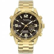 Relógio Technos Masculino Digiana Dourado W23305AB/1P