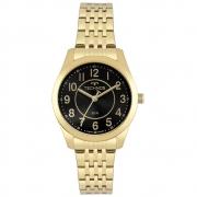 Relógio Technos Masculino Dourado 2035MJDS/4P