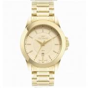 Relógio Technos Masculino Dourado 2115MXH/1D