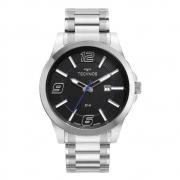 Relógio Technos Masculino Prata 2115MWOS/1P