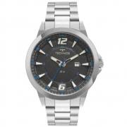 Relógio Technos Masculino Prata 2117LCYS/1A