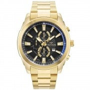 Relógio Technos Masculino Skymaster Dourado - OS1ABC/4P