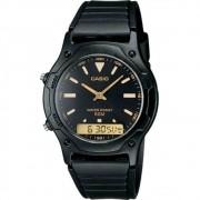 Relógio Unissex Anadigi Casio AW-49HE-1AVDF