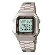 Relogio Unissex Casio Digital A178WA-1ADF