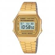 Relógio Unissex Digital Casio A168WG-9WDF
