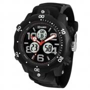 Relógio X-games Masculino Preto Xmppa221 p2px