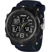 Relógio X-Games Masculino Xport Azul Marinho XMPPA307-P2DX