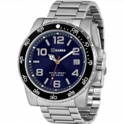 Relógio X-Games Masculino Xteel Prata XMSS1046-D2SX
