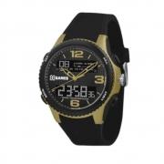Relógio X-Games Masculino Xtyle Preto XMPPA301-P2PX