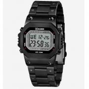 Relógio X-Games Masculino Preto XGNSD001 BXPX