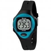 Relógio X-Games Xgppd157 Bxpx Masculino Preto E Azul