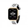 Relógio Champion Smartwatch Branco e Dourado CH50006B