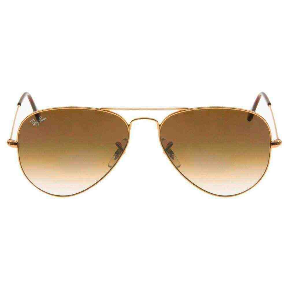 Óculos de Sol Ray-Ban Aviator 0RB3025L 001/51 58