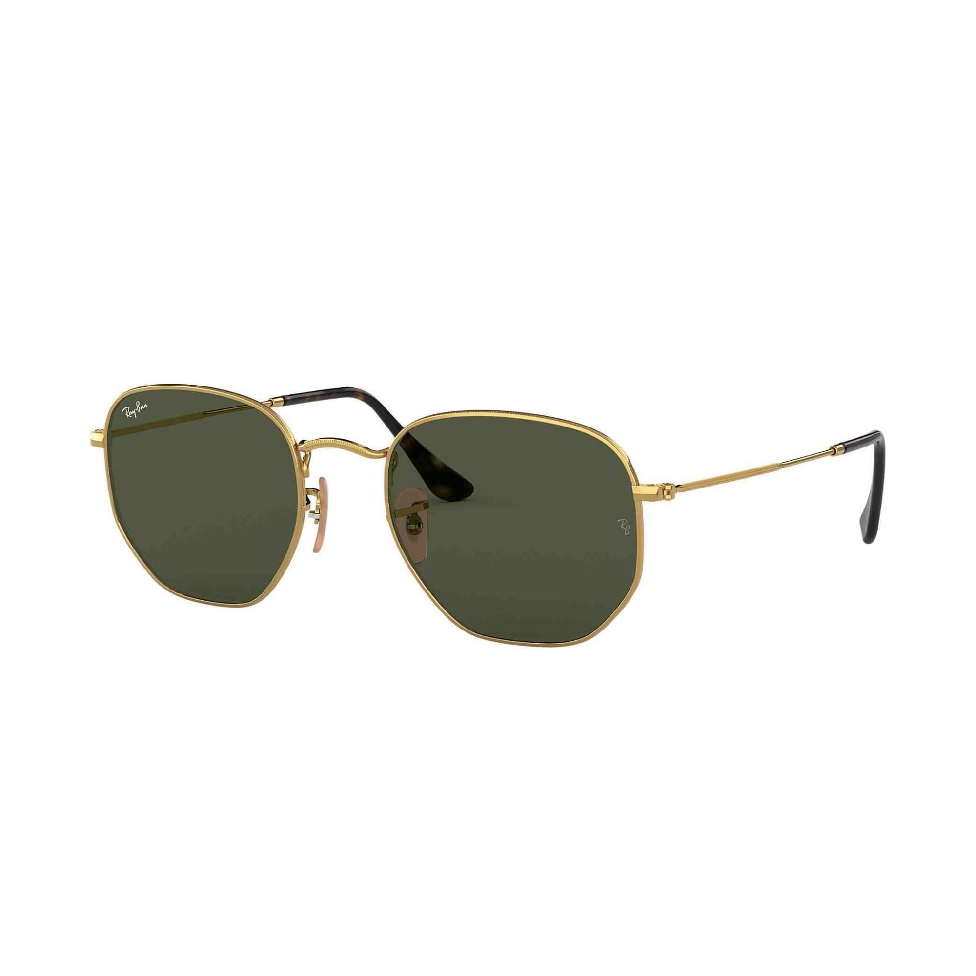 Óculos de sol Ray Ban Hexogonal 0RB3548NL 001 51