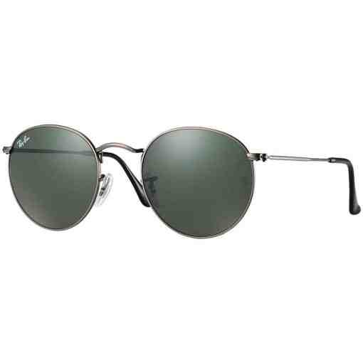 Óculos de sol Ray Ban Round masculino 0RB3447L 029   53