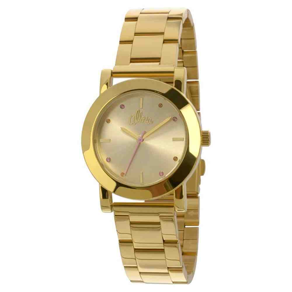 Relógio Allora AL2035EYP/K4T Feminino