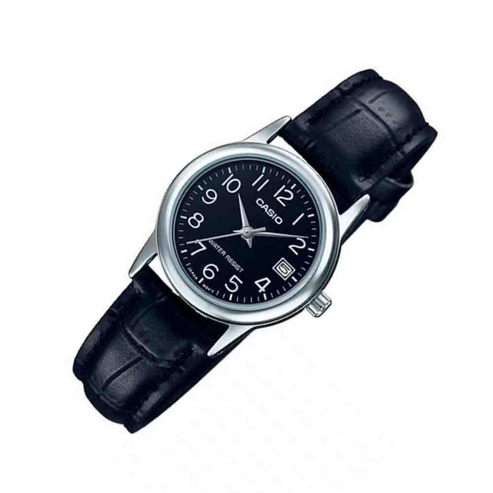 Relógio Casio Feminino Analógico LTP-V002L-1BUDF