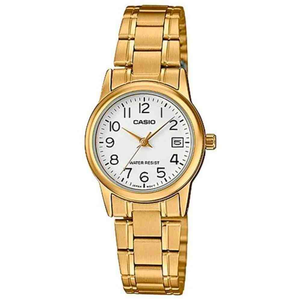 Relógio Casio Feminino LTP-V002G-7B2UDF-BR