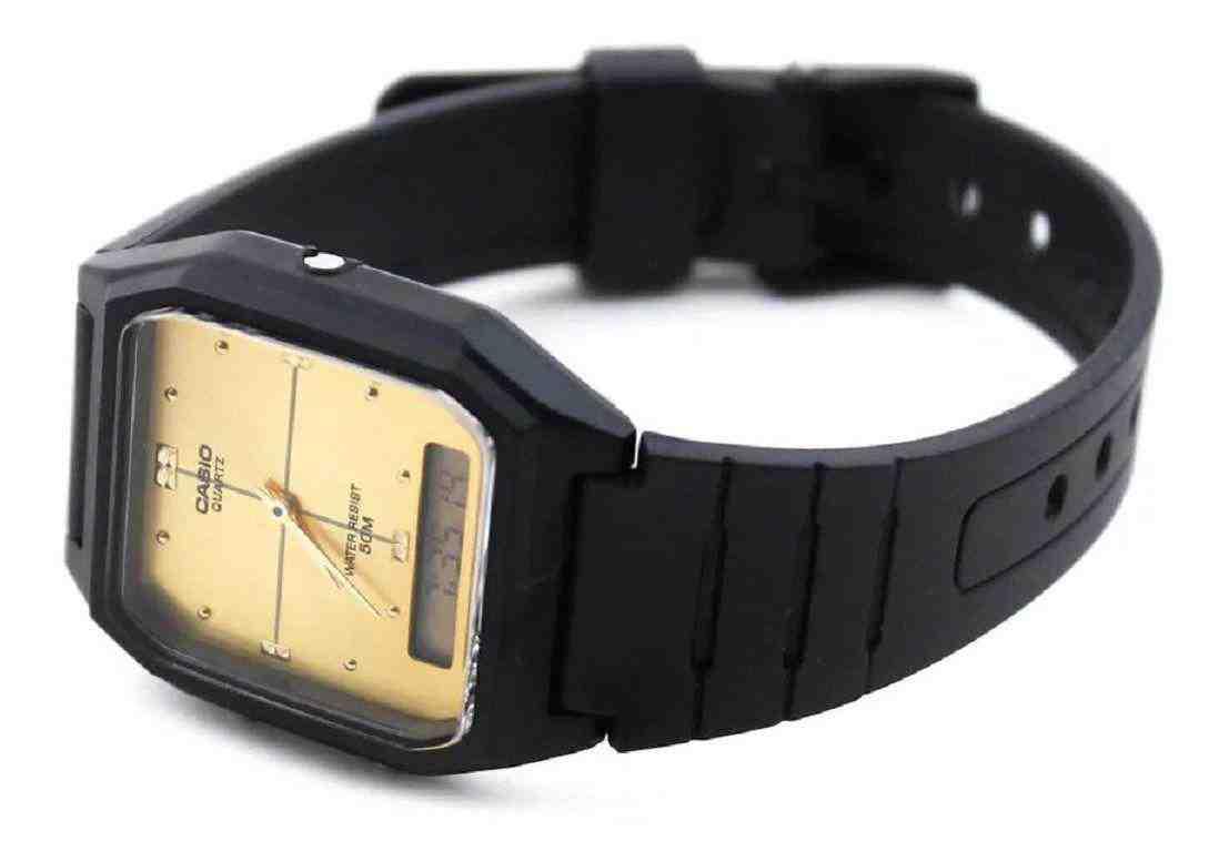 Relógio Casio Masculino AW-48HE-9AVDF
