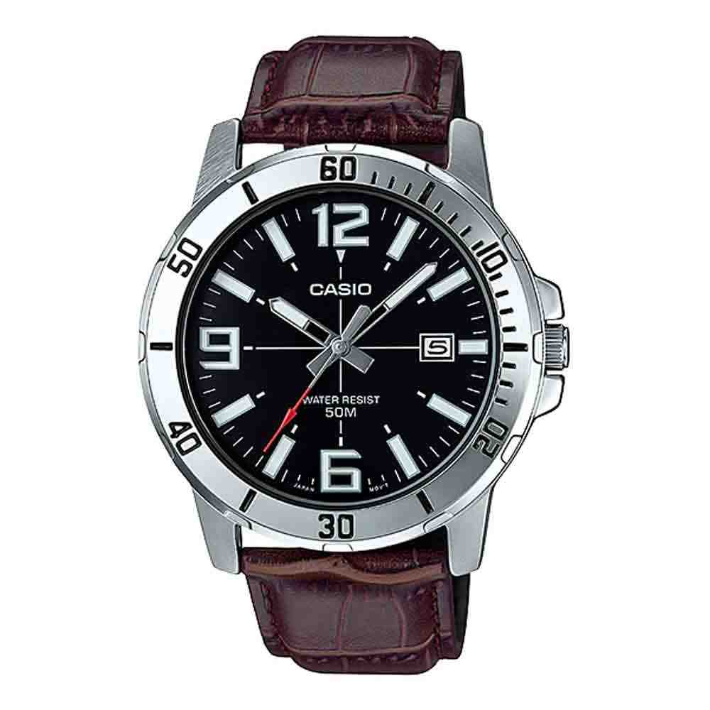 Relógio Casio Masculino Mtp-Vd01L-1Bvudf