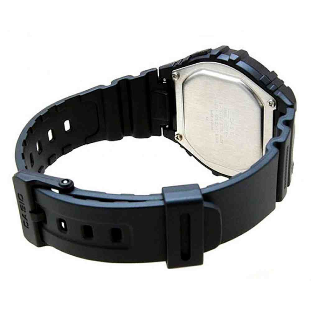 Relógio Casio Masculino W-216H-1AVDF - Preto