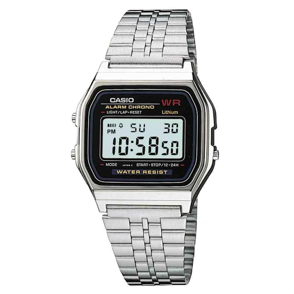 Relógio Casio Unissex Vintage A159WA-N1DF