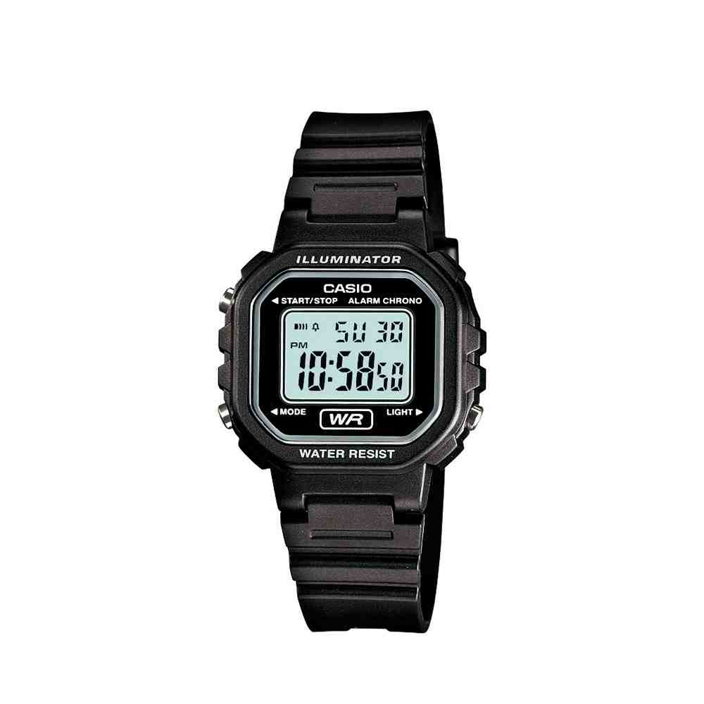 Relógio Casio Vintage Digital Unissex La-20wh-1adf