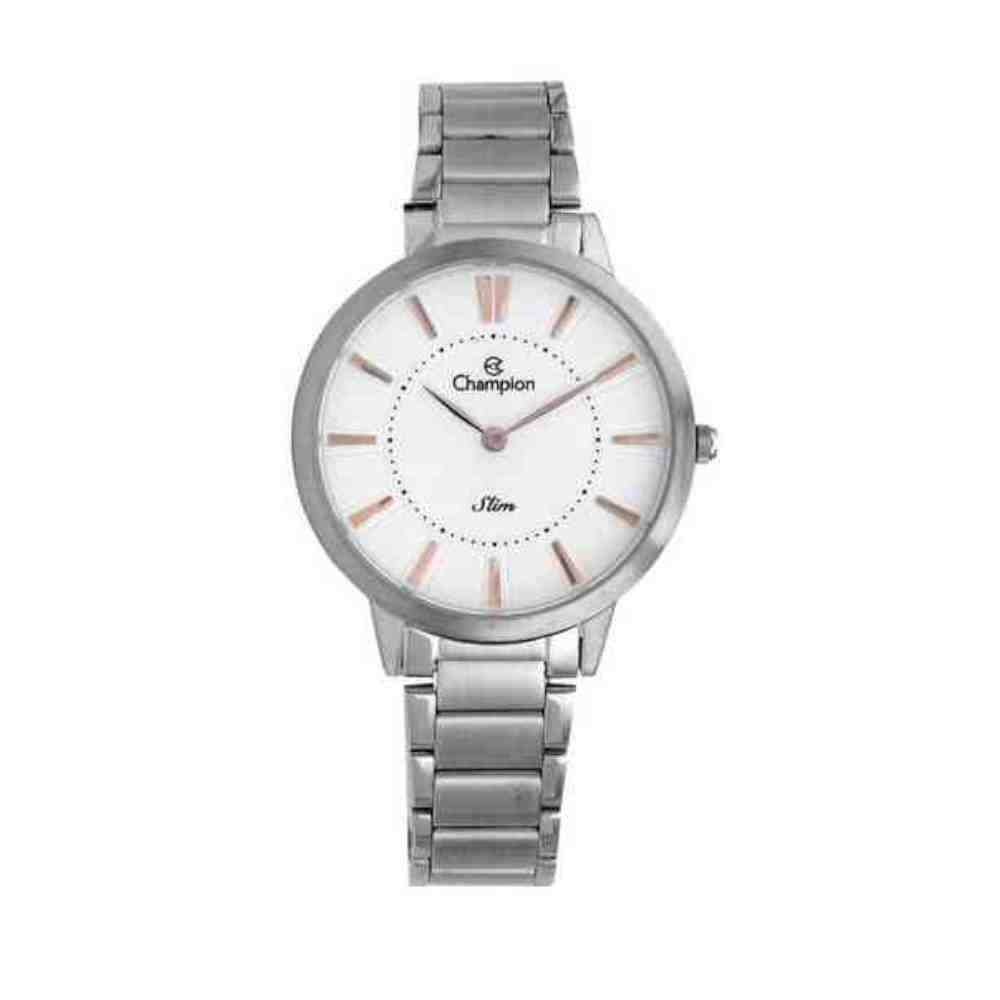 Relógio Champion CS28423Q Prata