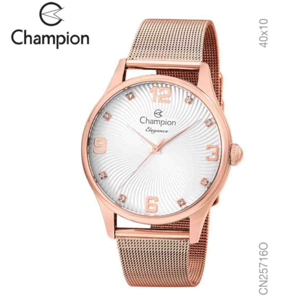 Relógio Champion Feminino CN25716O