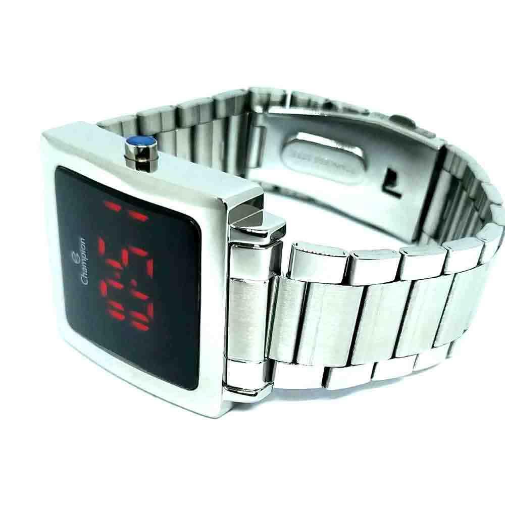Relógio Champion Feminino Led Ch40197t