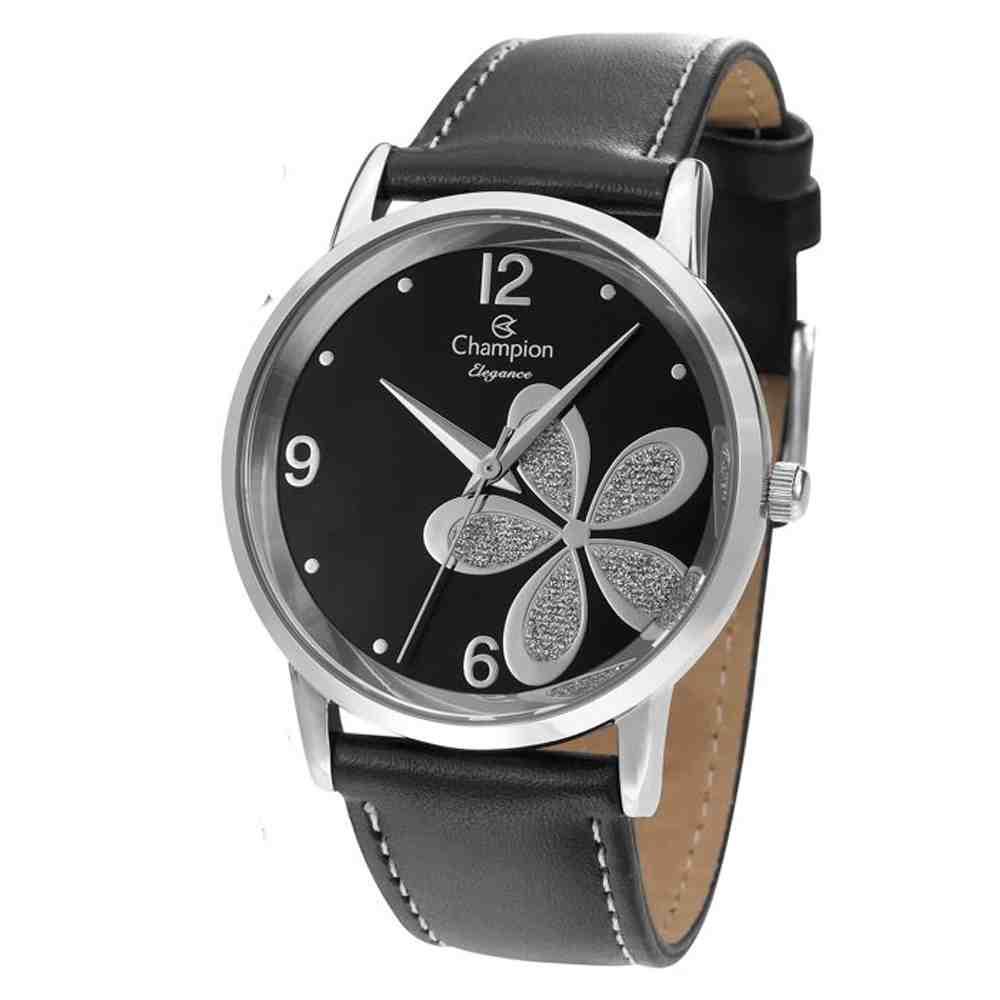 Relógio Champion Feminino Prata CN24324T