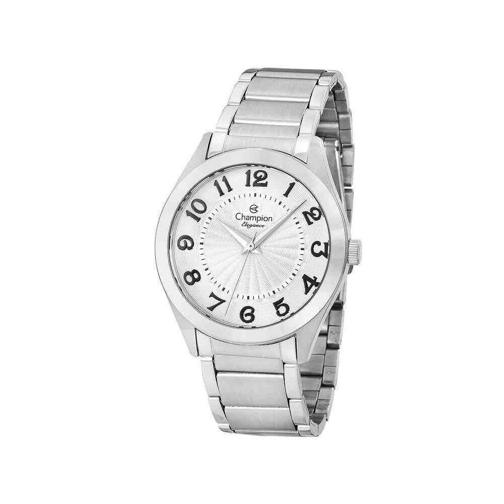 Relógio Champion Feminino Prata CN25029Q