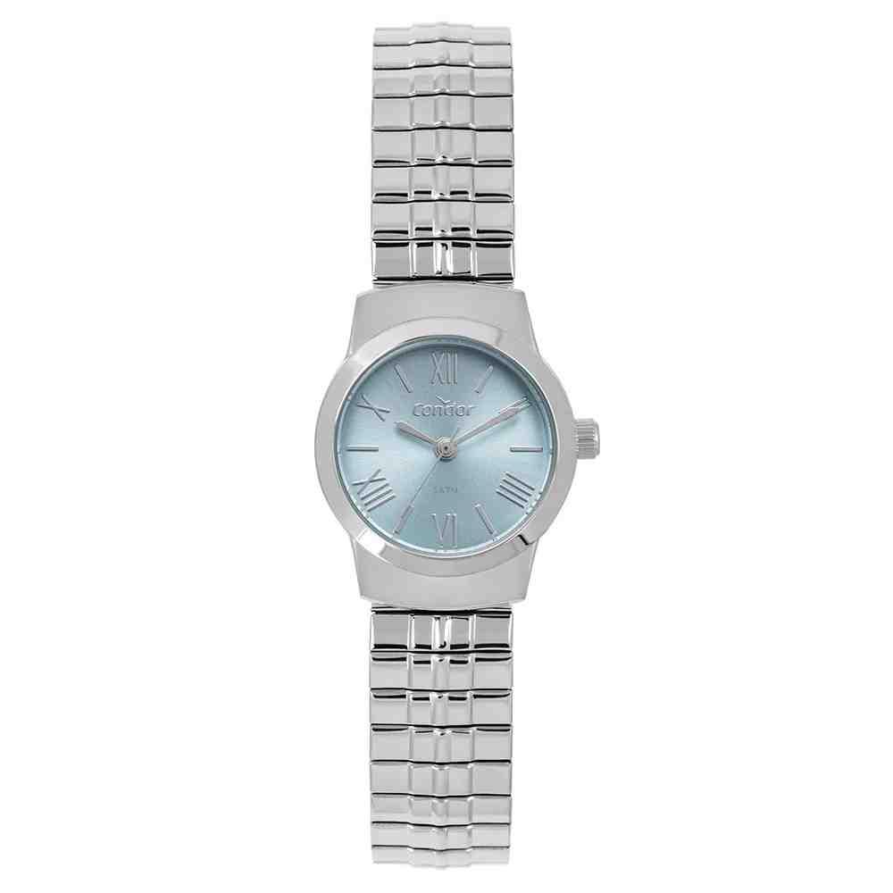 Relógio Condor Feminino Mini Prata Co2035mpl/3a