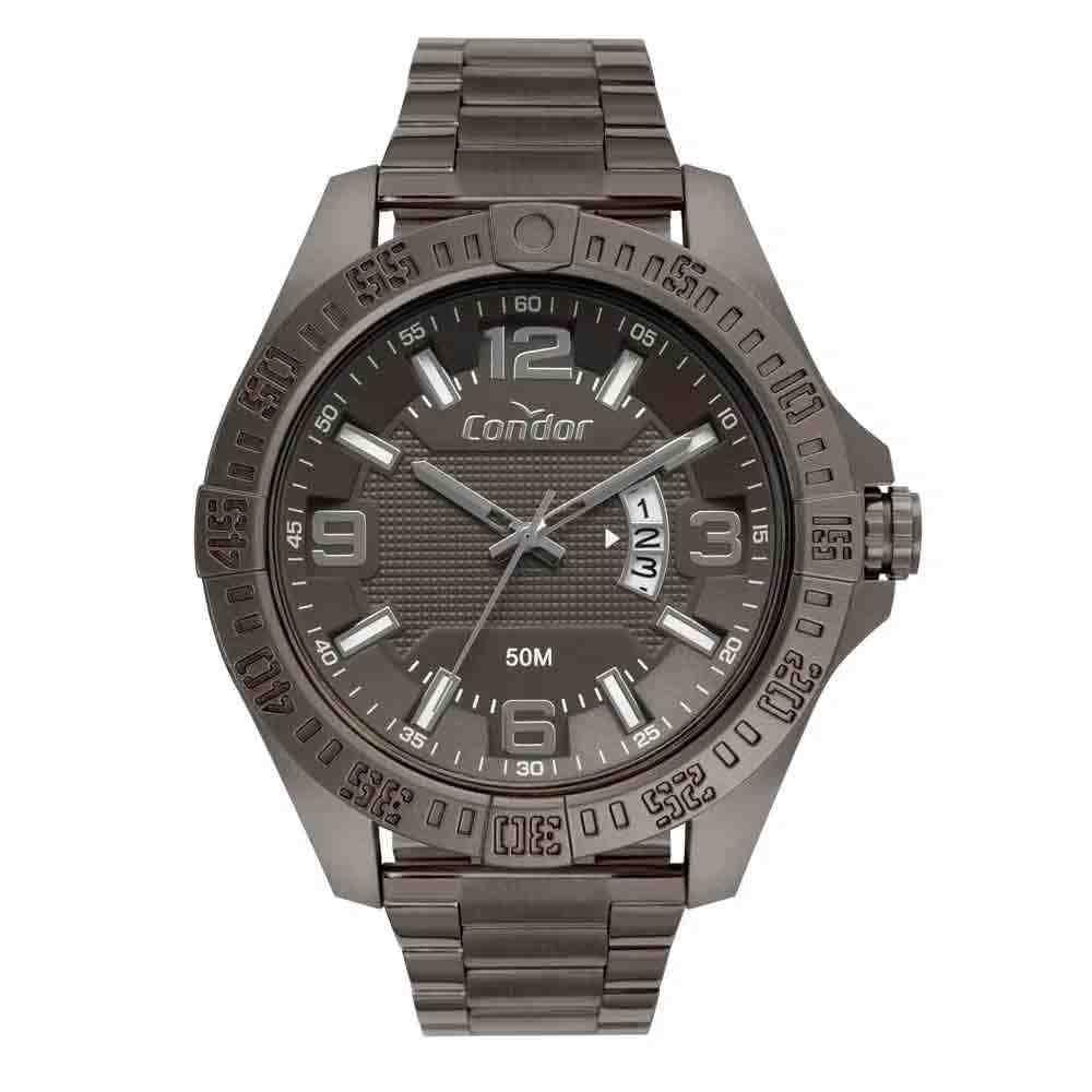 Relógio Condor Masculino Sporty Grafite Co2115mvu/7f