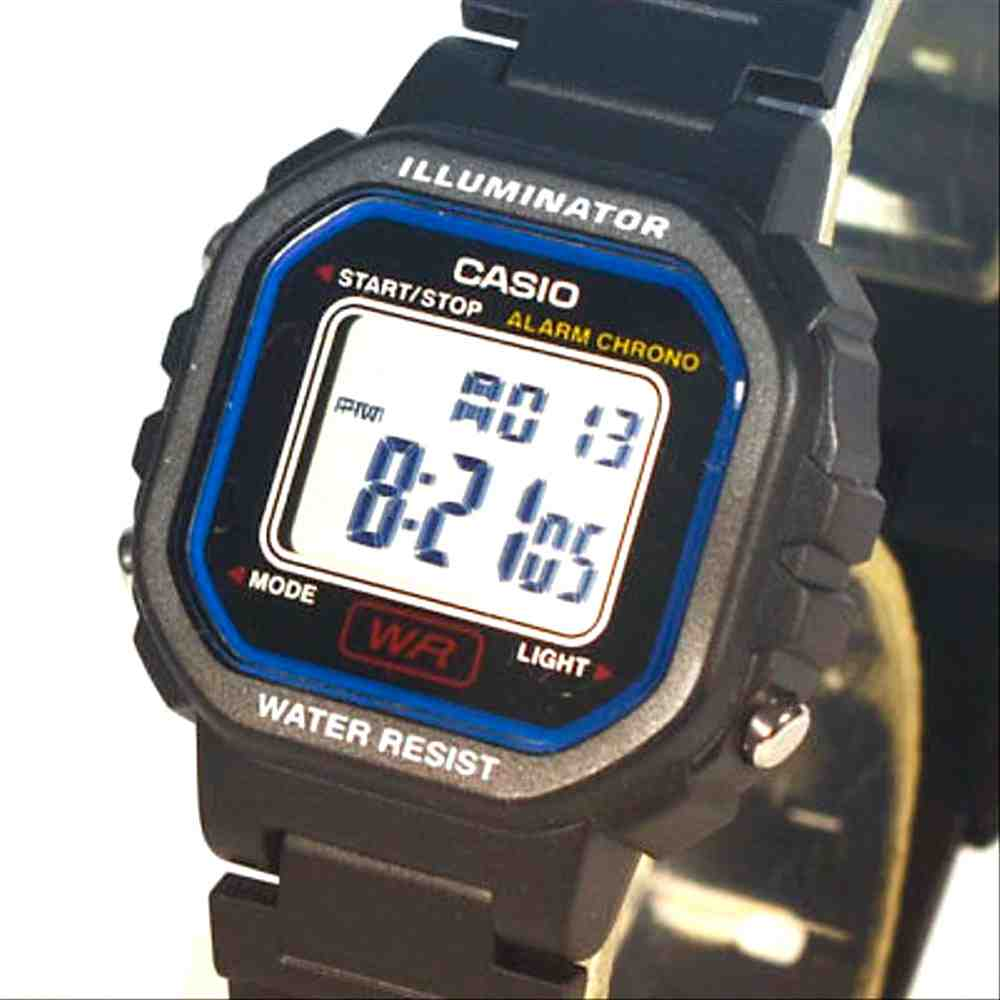 Relógio Digital Feminino Casio LA-20WH-1CDF