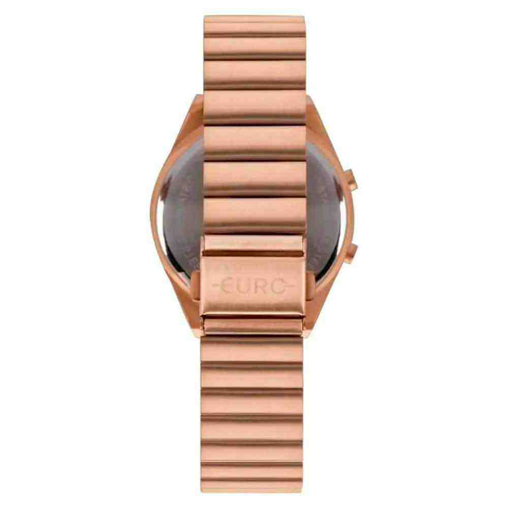Relógio Euro Feminino Digital Rosé Eubjt016ab/4j