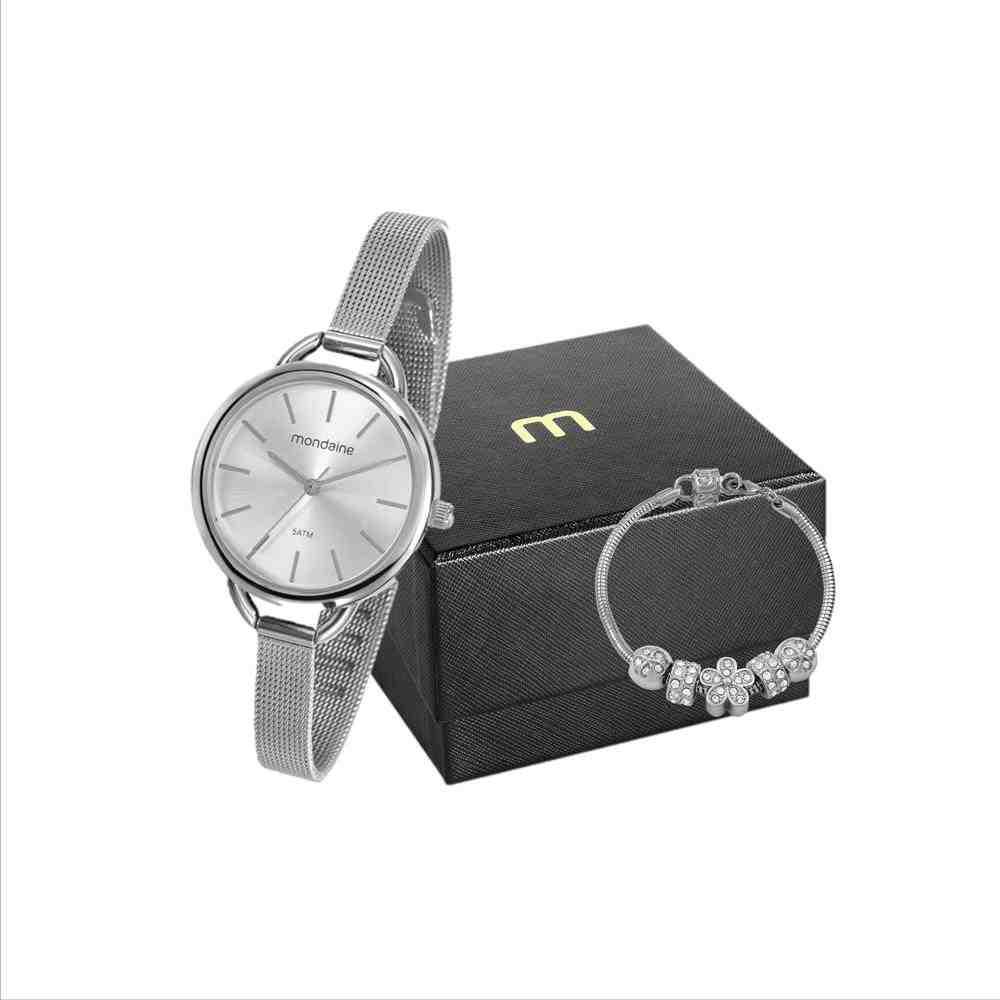 Relógio Feminino Analógico Mondaine 53612L0MVNE2KB