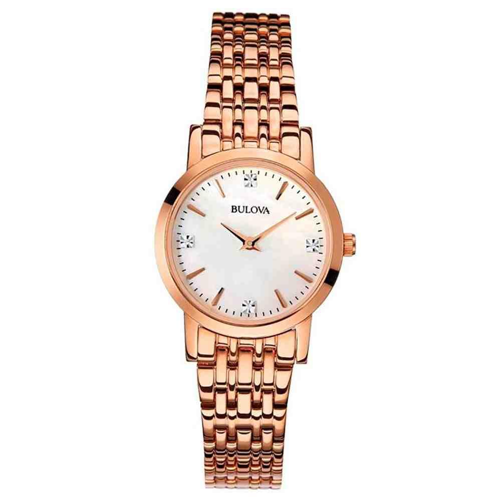 Relógio Feminino Bulova Analógico WB27449Z