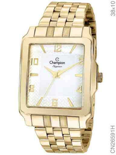Relógio Feminino Champion Elegance Cn26591h