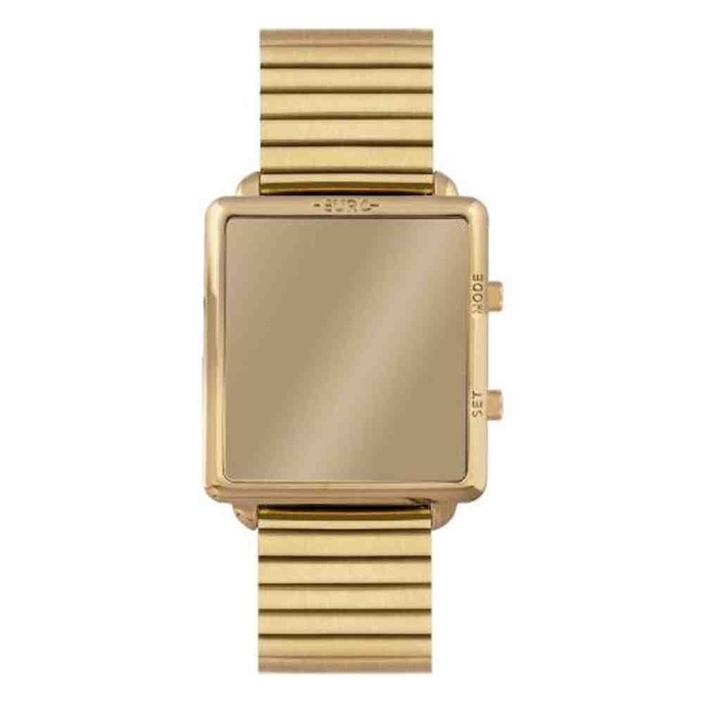 Relógio Feminino Euro Fashion Dourado EUJHS31BAG/4D