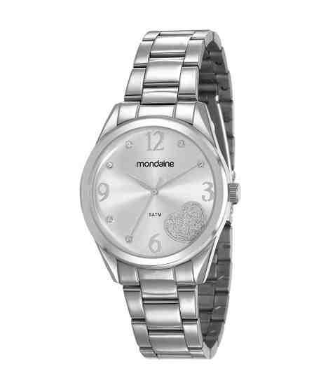 Relógio Feminino Mondaine Analógico - 83433L0MVNE2K
