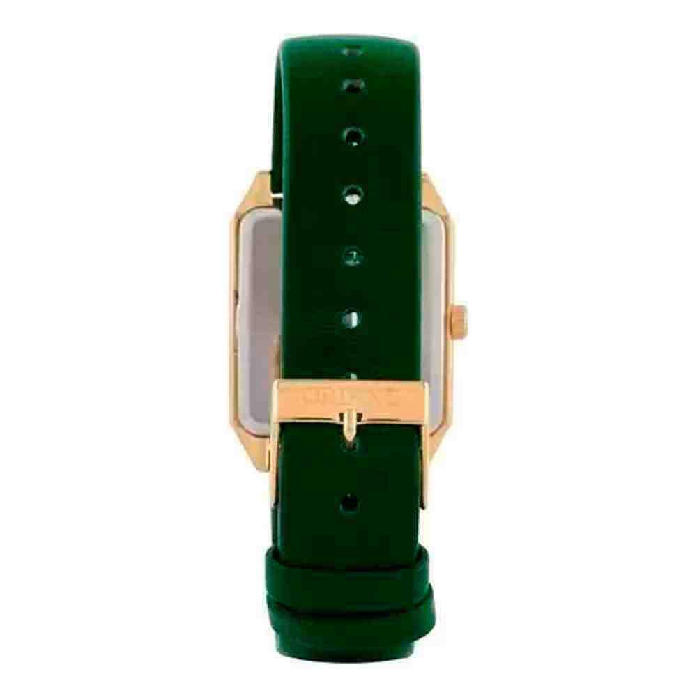 Relógio Feminino Orient Verde LGSC0014 E1EX