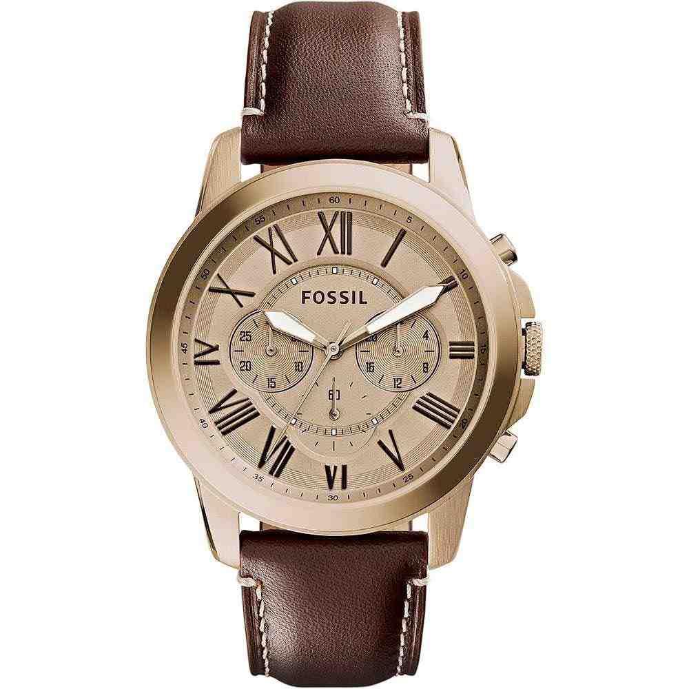 Relógio Fossil Dourado FS5107/2DN Dourado