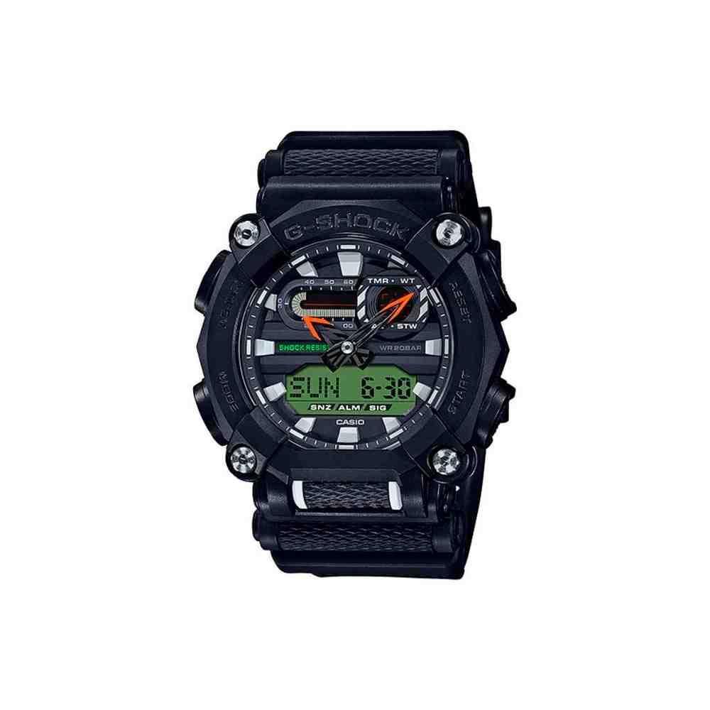 Relógio G-Shock Coleção Herói 2020 Ga-900E-1A3Dr
