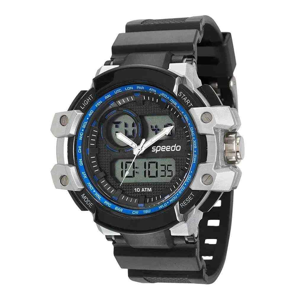 Relógio Masculino Anadigi Speedo 81101g0evnp2