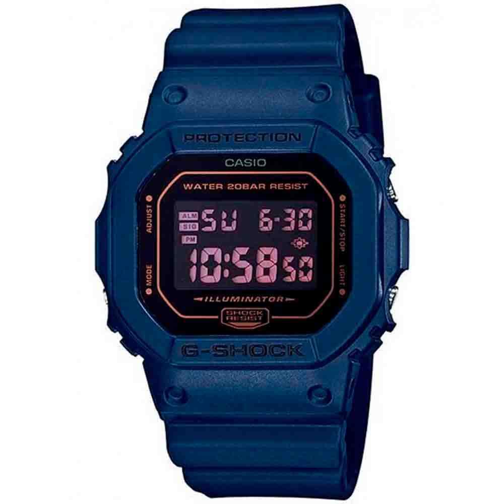 Relógio Masculino Casio G-Shock DW-5600BBM-2DR