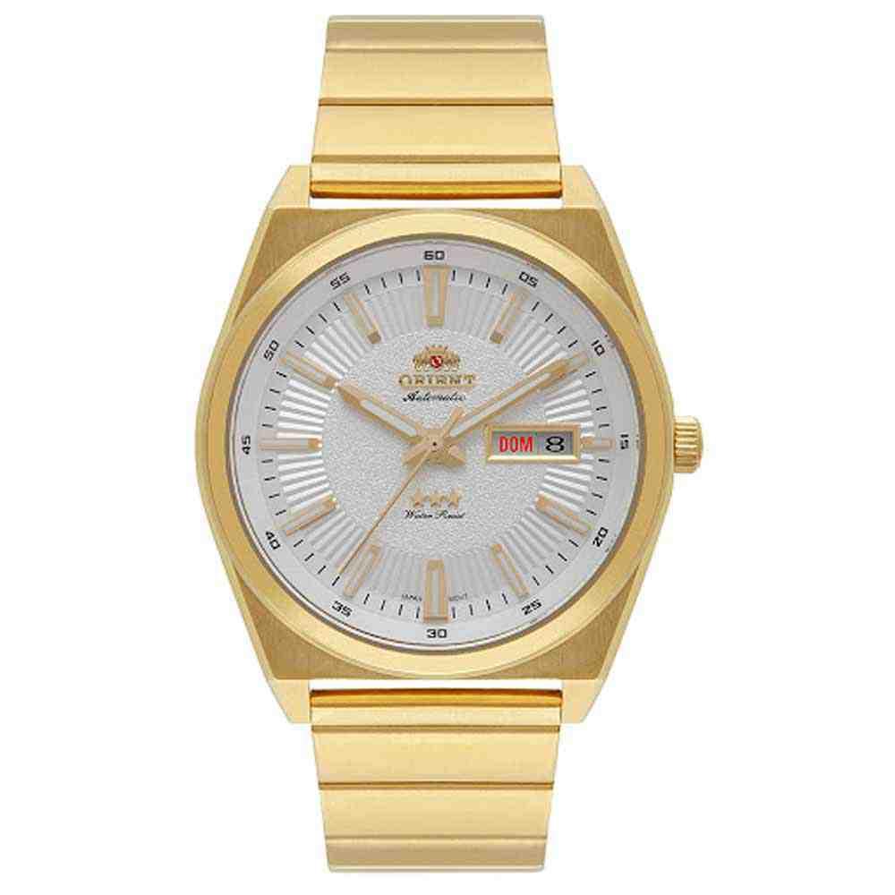 Relógio Masculino Orient F49GG005 B1KX